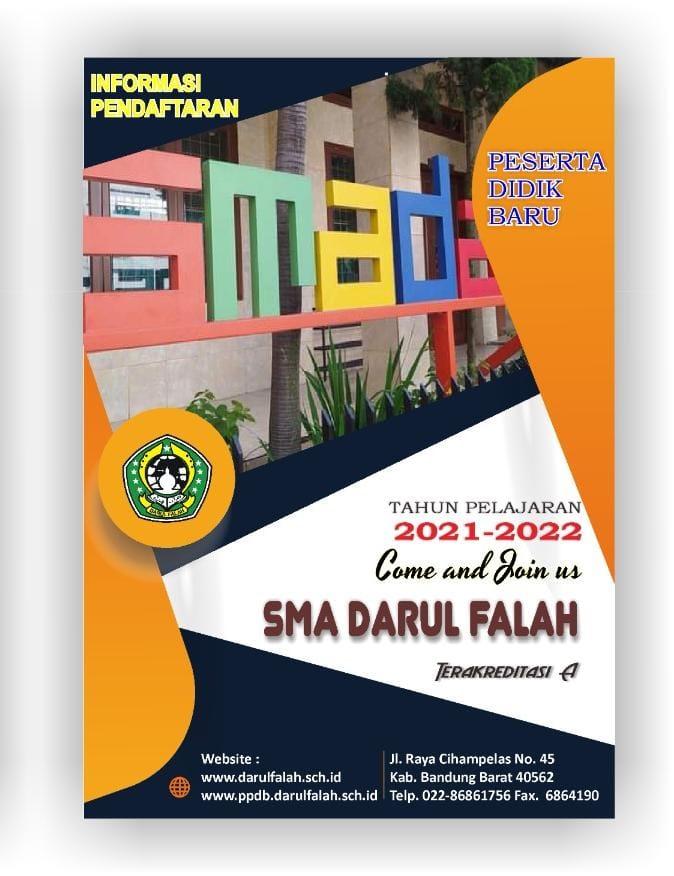 Tata Cara Pendaftaran Online SMA Darul Falah Cihampelas